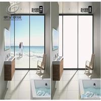 广州通电调光玻璃供应厂家 智能调光投影玻璃 质量可靠