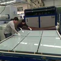 夹胶玻璃设备生产线