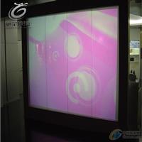 数码体验馆瞬间变色玻璃、投影屏幕、电控调光玻璃