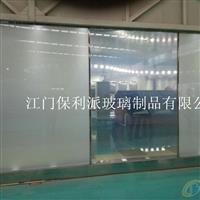 电控雾化玻璃 智能磨砂玻璃 出口