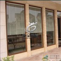 广州驰金 中空内置百叶磁控百叶门 百叶玻璃窗厂家