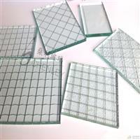 铁丝玻璃夹丝玻璃