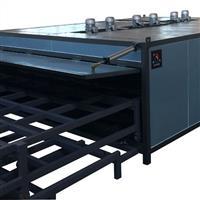 夹丝玻璃设备夹胶玻璃设备夹胶炉供应商华跃重工厂