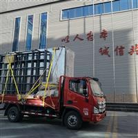 夹丝玻璃设备夹胶玻璃设备夹胶炉供应商华跃重工