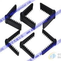 铝条连接件 角插件 塑料角插件 暖边铝条插件厂