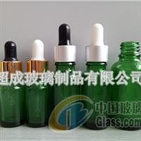 超成加工定制绿色精油瓶