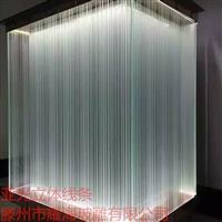 亚光立体酸洗线条玻璃