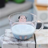 温泉系列耐热耐高温创意水杯厂