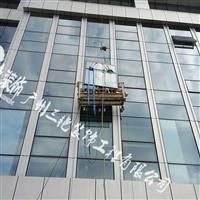更换玻璃+中空玻璃+广州高层建筑幕墙玻璃更换维修价格