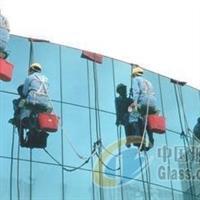 上海高空玻璃更换 外墙玻璃安装 玻璃幕墙维修加固