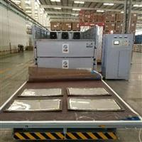 双层夹胶夹胶炉 多层夹胶炉 弯钢玻璃夹胶设备
