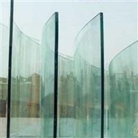 钢化弯钢玻璃