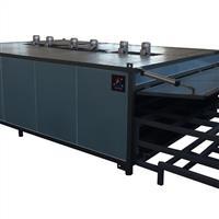 单层玻璃夹胶炉 夹胶玻璃设备厂家 华跃重工厂