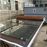 钢化玻璃夹胶炉,干法夹胶设备