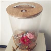 20斤酵素发酵桶 药材泡酒桶加厚 无铅玻璃密封罐