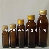 棕色口服液玻璃瓶@沧州棕色口服液玻璃瓶直销