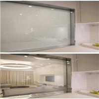 广州欧毅建材――OY高层办公室调光玻璃隔墙