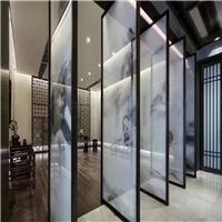 同民夹山水画玻璃 酒店大堂隔断屏风玻璃,广州市同民玻璃有限公司,装饰玻璃,发货区:广东 广州 白云区,有效期至:2019-05-26, 最小起订:1,产品型号: