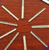 直插件 铝条插件 铝条连接件 铝隔条