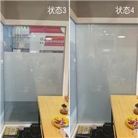 隐形电子百叶玻璃 调光玻璃百叶门窗隔断厂
