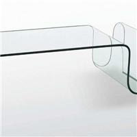 四川弧形热弯玻璃价格,厂家直销
