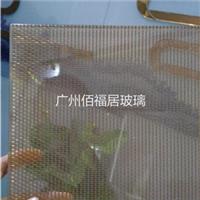 金属夹丝玻璃