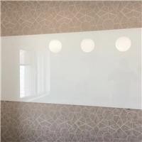 北京钢化烤漆玻璃厂家可定做尺寸烤漆磁性玻璃白板