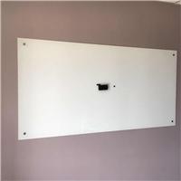 北京烤漆玻璃白板超白玻璃白板带架玻璃白板可定做尺寸