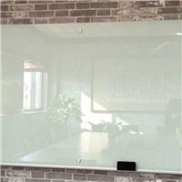 北京磁性玻璃白板黑板烤漆玻璃厂家直销玻璃白板