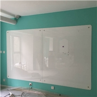 烤漆玻璃白板定做北京磁性玻璃白板磁性玻璃白板