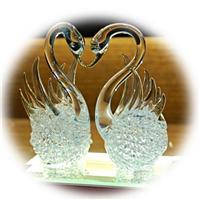 拉丝水晶工艺品 水晶工艺品