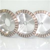 磨玻璃的全齿金刚轮,金刚石砂轮,玻璃磨轮,双边磨1号轮