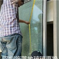 外墙玻璃长期保养/更换幕墙玻璃安装