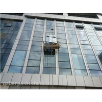 上海玻璃安装公司  专业幕墙各种玻璃安装维修更换