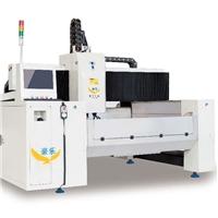 CNC全自动异形玻璃磨边机