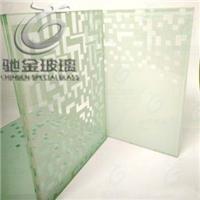 驰金 供应彩釉玻璃 夹丝玻璃 厂家厂
