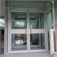 天津感应玻璃门安装厂家,肯德基门安装