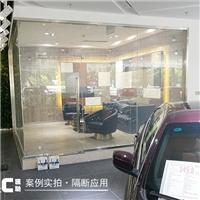 广州汽车4S店调光玻璃 汇驰智能雾化玻璃厂