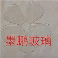 高透光镀膜超白玻璃片