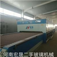 出售九成新華興2440*4200上部風機對流鋼化爐