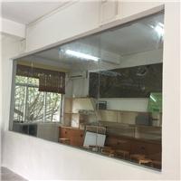 播音室单向玻璃 单向可视玻璃 广州锐威生产