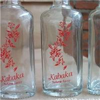 高硼硅玻璃瓶水性油墨