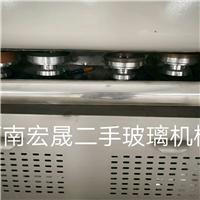 出售广东盈钢电脑精磨直边机一台厂