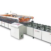 供应多功能全自动平面玻璃丝印机