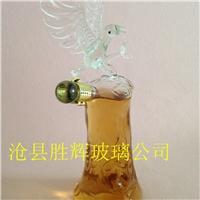 工艺酒瓶的制作生产流程