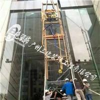 廣州佛山幕墻玻璃安裝-高空安裝-外墻玻璃維修更換工程