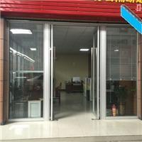 深圳玻璃隔断—办公中空百叶隔断厂家