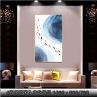 现代抽象装饰画过道画走廊挂画新中式画 一件代发
