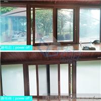 防火电控雾化玻璃,通电玻璃