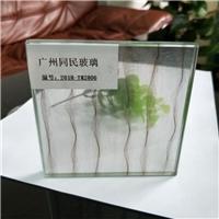 夹丝玻璃 淋浴房夹丝玻璃 办公隔断夹丝玻璃厂